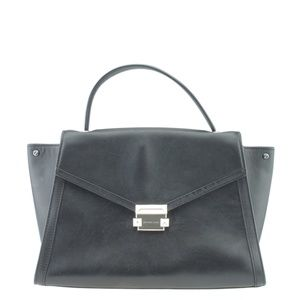 Michael Kors Whitney Large Black Satchel 167710
